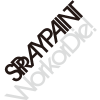 SprayPaint, Logo